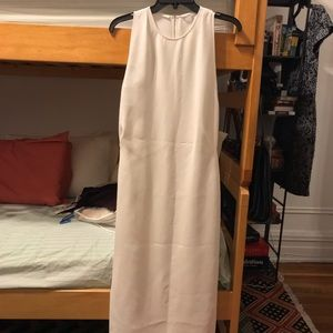 NWT white Helmut Lang dress